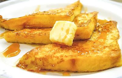 Tostadas Francesas (french Toast) Una Receta Perfecta Para Desayunar.