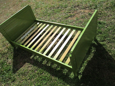 Thrift Aesthetic Big Dog Daybed From Small Person Bed