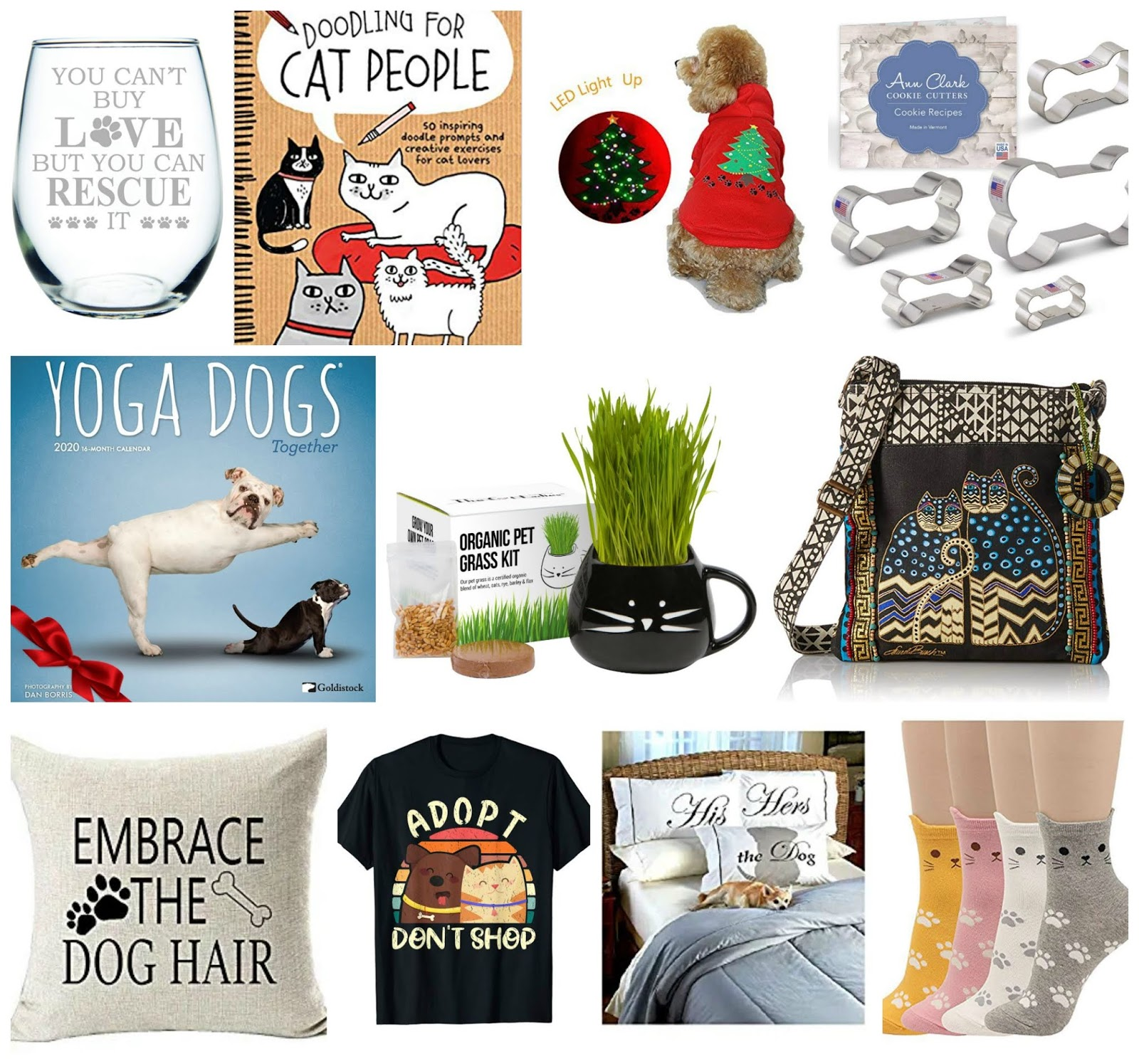 Gifts for Your Dog or Cat
