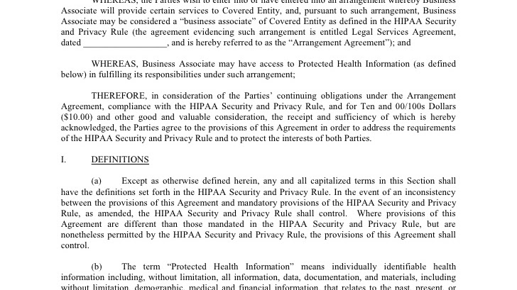 Health Insurance Portability And Accountability Act Hipaa