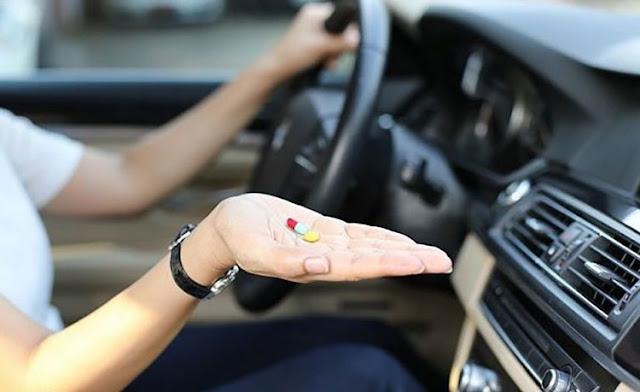 В ГИБДД планируют приравнять некоторые лекарства к наркотикам