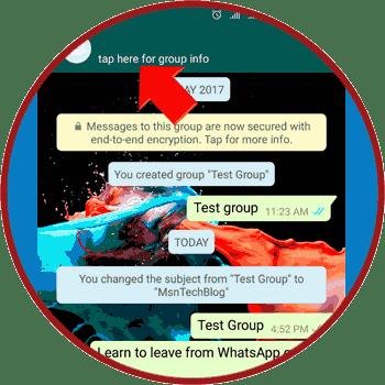 Cara Meninggalkan Grup Chating WhatsApp Secara Permanen 2