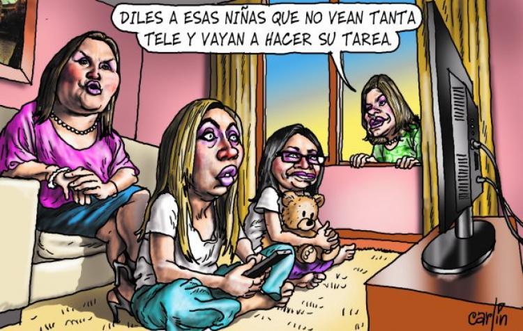 Carlincaturas Sábado 11 Marzo 2017 - La República