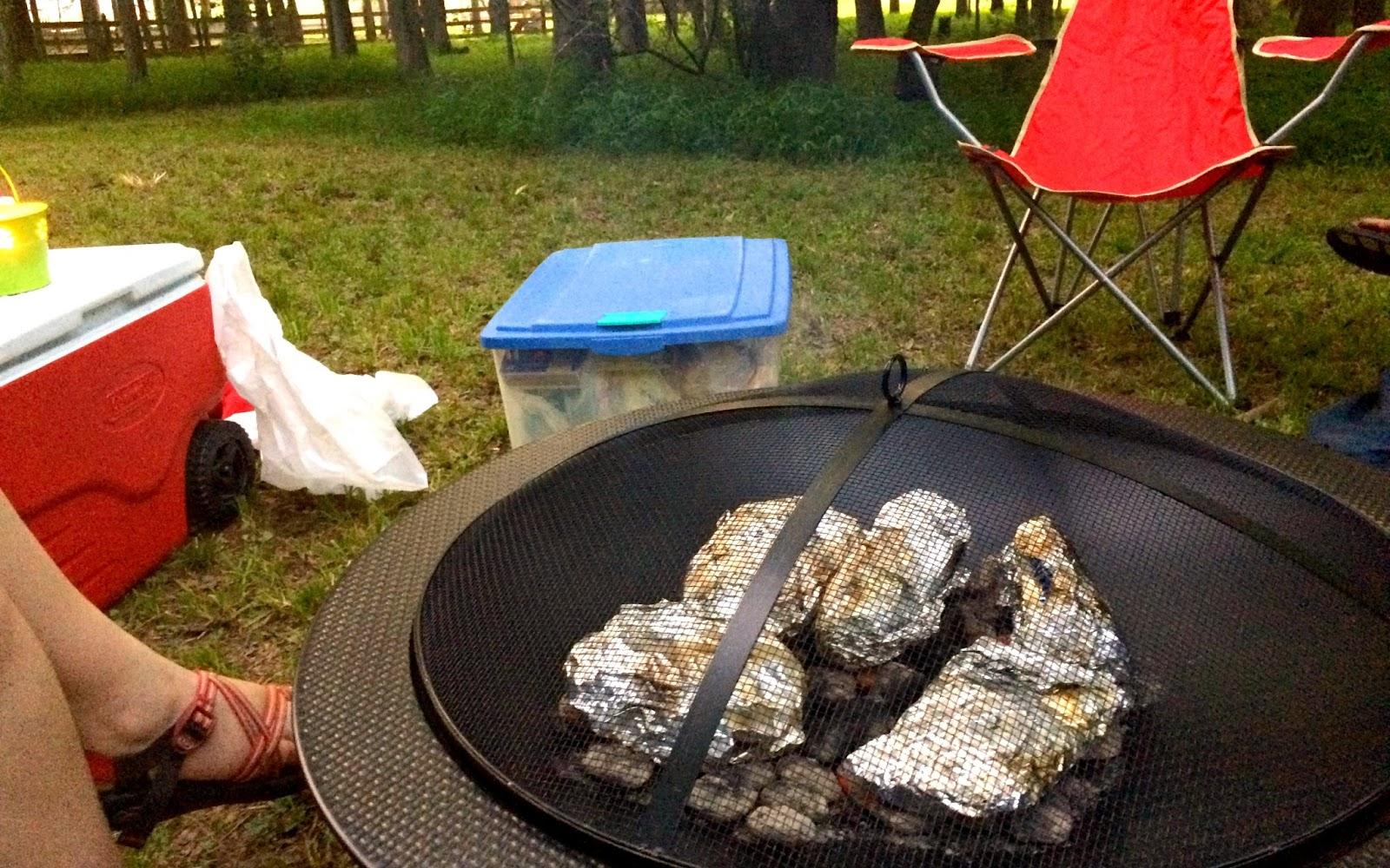 Backyard Camping Checklist : SUMMER 16 the bucket list + backyard camping  No Wasted Breath
