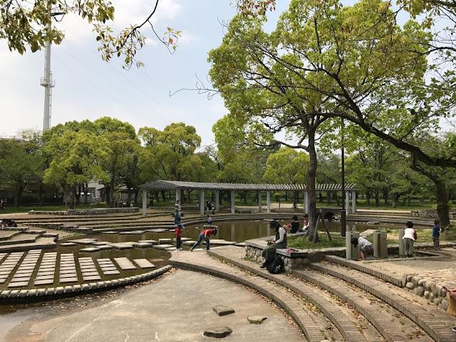 イメージ画像:緑の公園
