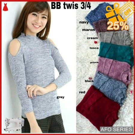 AFO709 Model Fashion BB Twiss 34 Modis Murah BMGShop