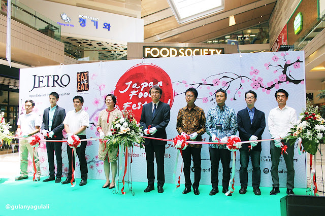 Japan Food Festival 2016 di Kota Kasablanka
