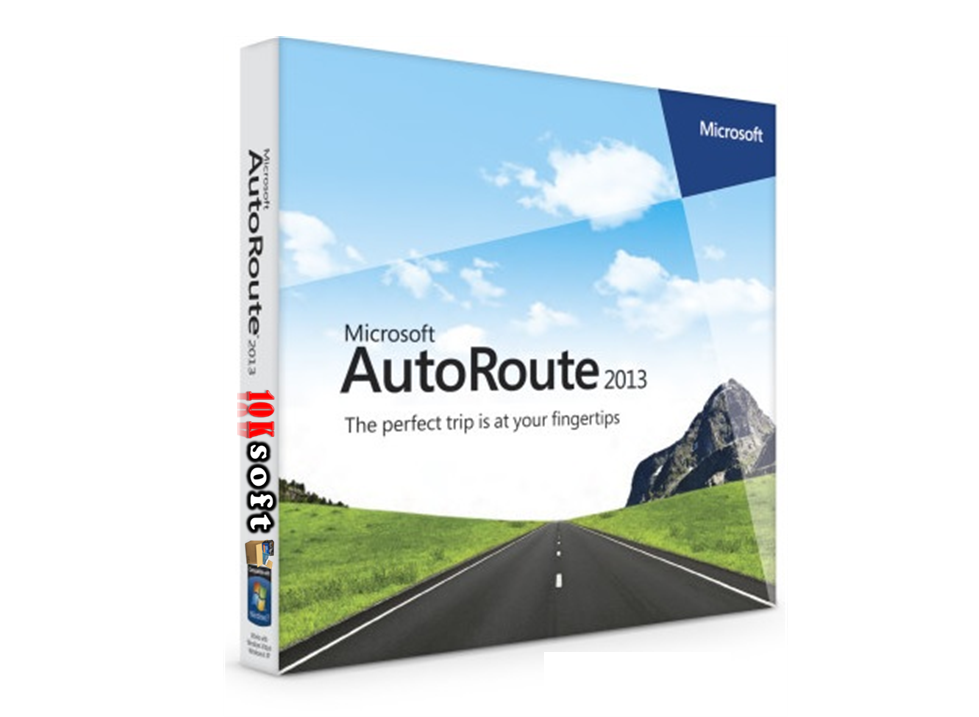 Download AutoRoute 2013 Free Download Free Travel Planner