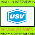 USV Private Limited Recruiting For Multiple Positions.