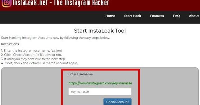 2 Cara Mengetahui Password Instagram Orang Lain - Ocean App