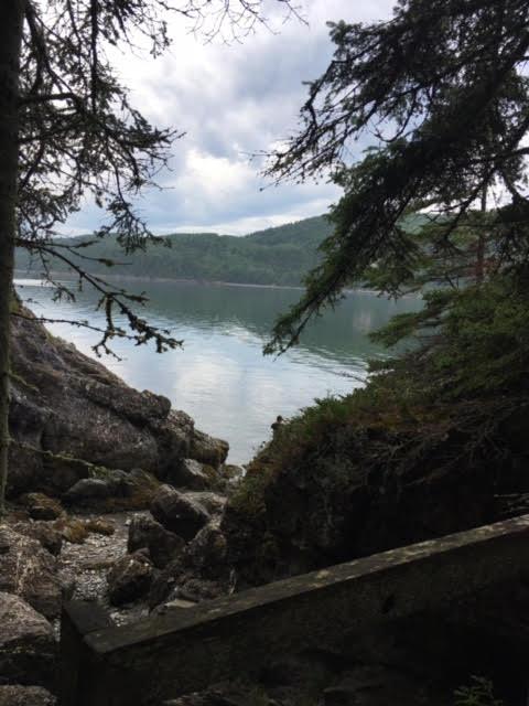 Parc national du Bic à Rimouski