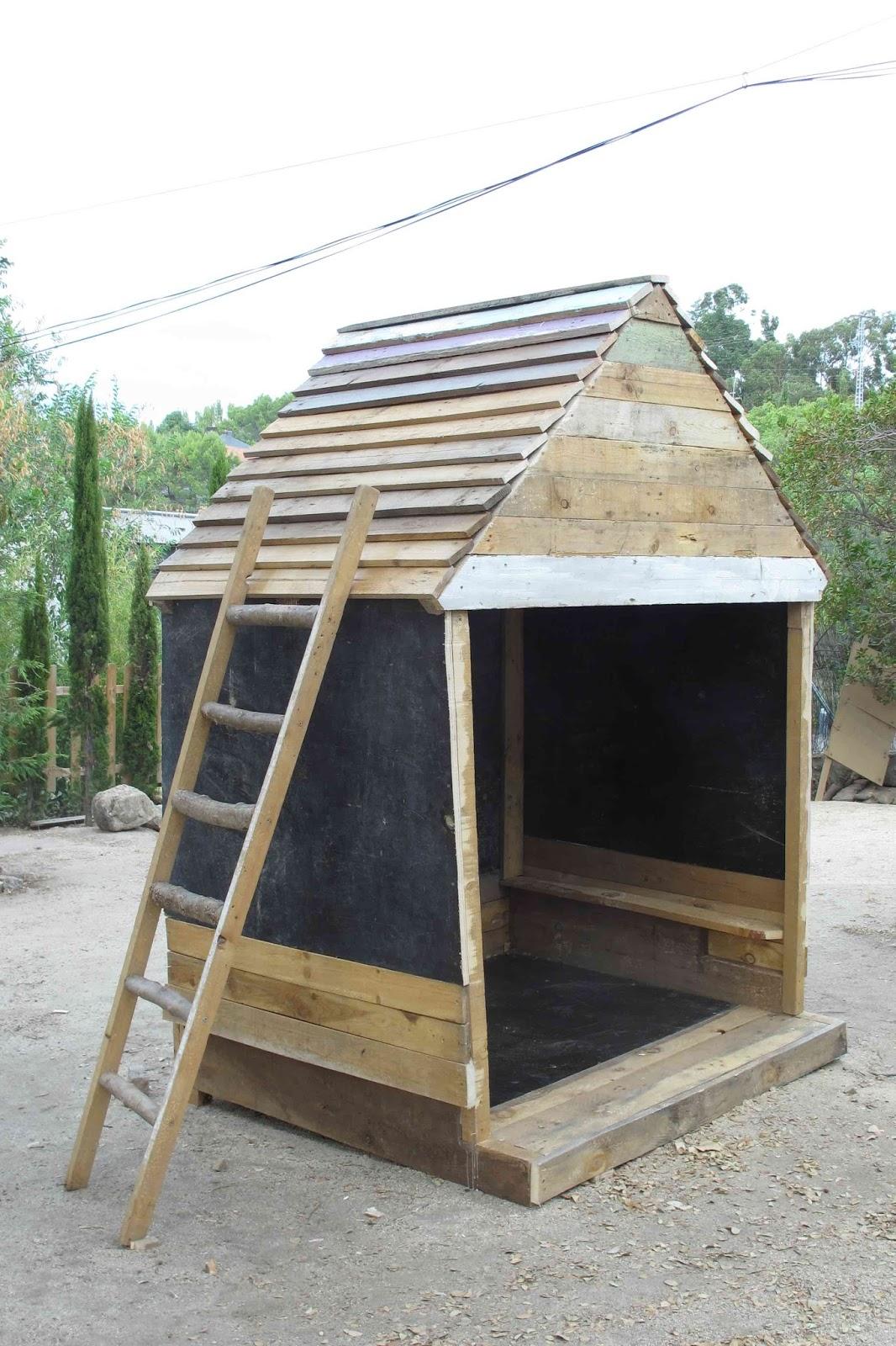 Como construir una casita de madera fabulous como hacer for Como construir una casita de madera