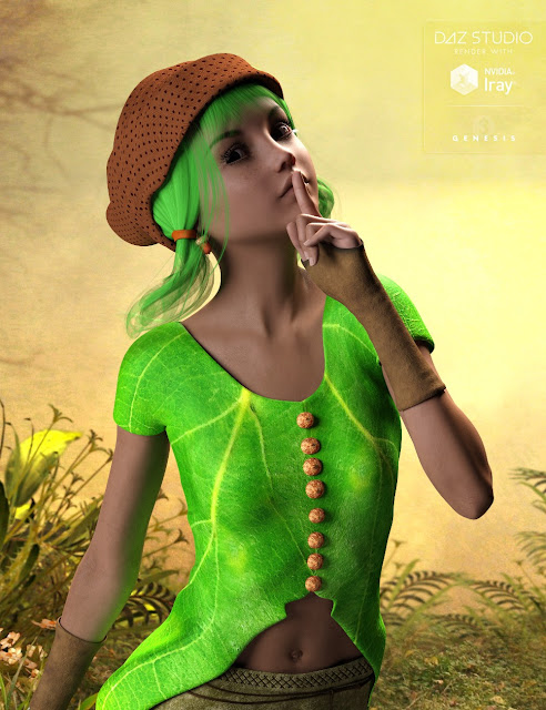 Sprite for Genesis 3 Female