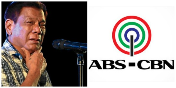 "Duterte accuses ABS-CBN of ""swindling""; seeks to block network's renewal of franchise"
