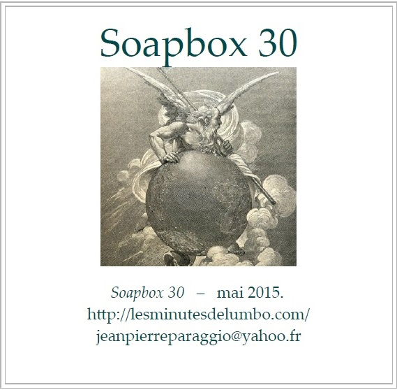 SOAPBOX 30, Collection de l'UMBO