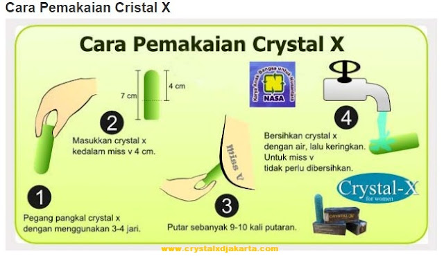 cara pemakaian crystal x untuk keputihan, cara penggunaan crystal x untuk bau tak sedap, cara pakai crystal x asli, aturan pakai crystal x asli, dosis pemakaian crystal x asli, cara menggunakkan crystal x yang benar, aturan pakai crystal x asli yang benar