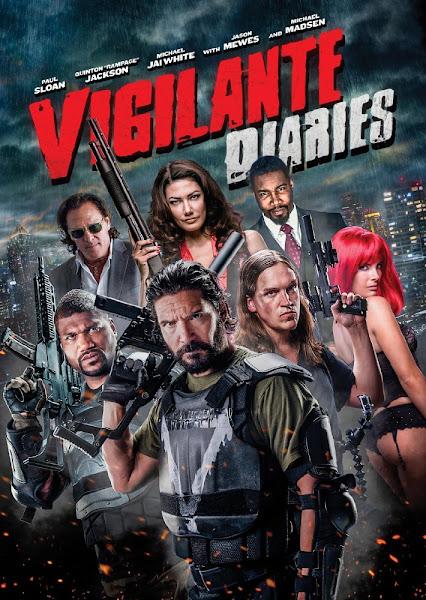 Poster of Vigilante Diaries 2016 720p BRRip Full Movie Download