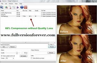 Free download full version Download Caesium Image Compressor Software for Windows