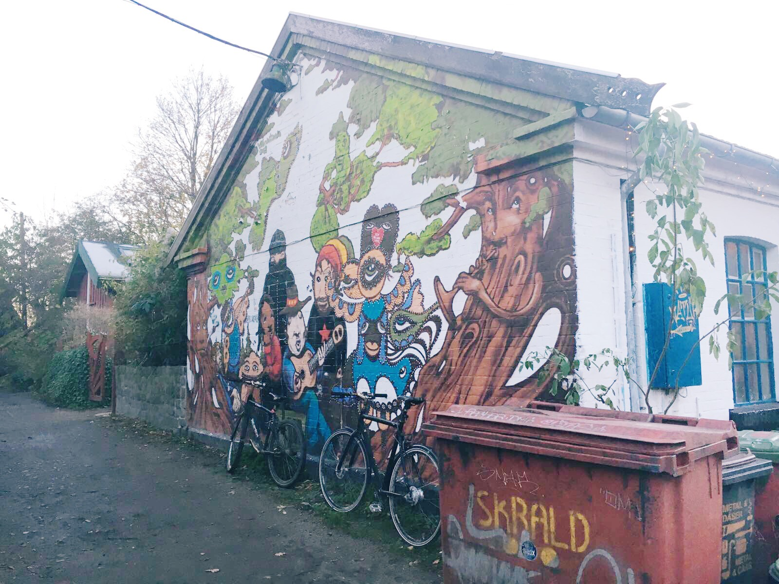 london lifestyle blog Christiania