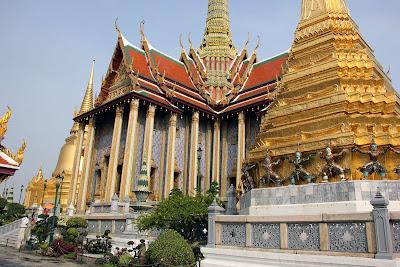 Pantheon Reale - Il Grand Palace a Bangkok | Tailandia