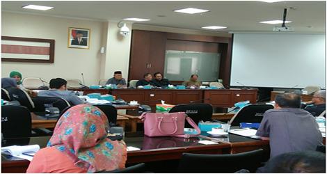 Komisi III: Berikan Bantuan Pada Kopersi Yang Aktif Beroperaisi