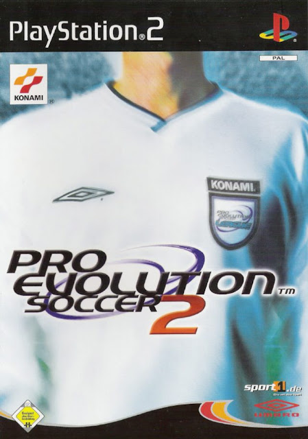 Pro Evolution Soccer 2 ps2 iso rom download