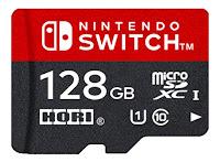 【任天堂ライセンス商品】マイクロSDカード128GB for Nintendo Switch【Nintendo Switch対応】HORI