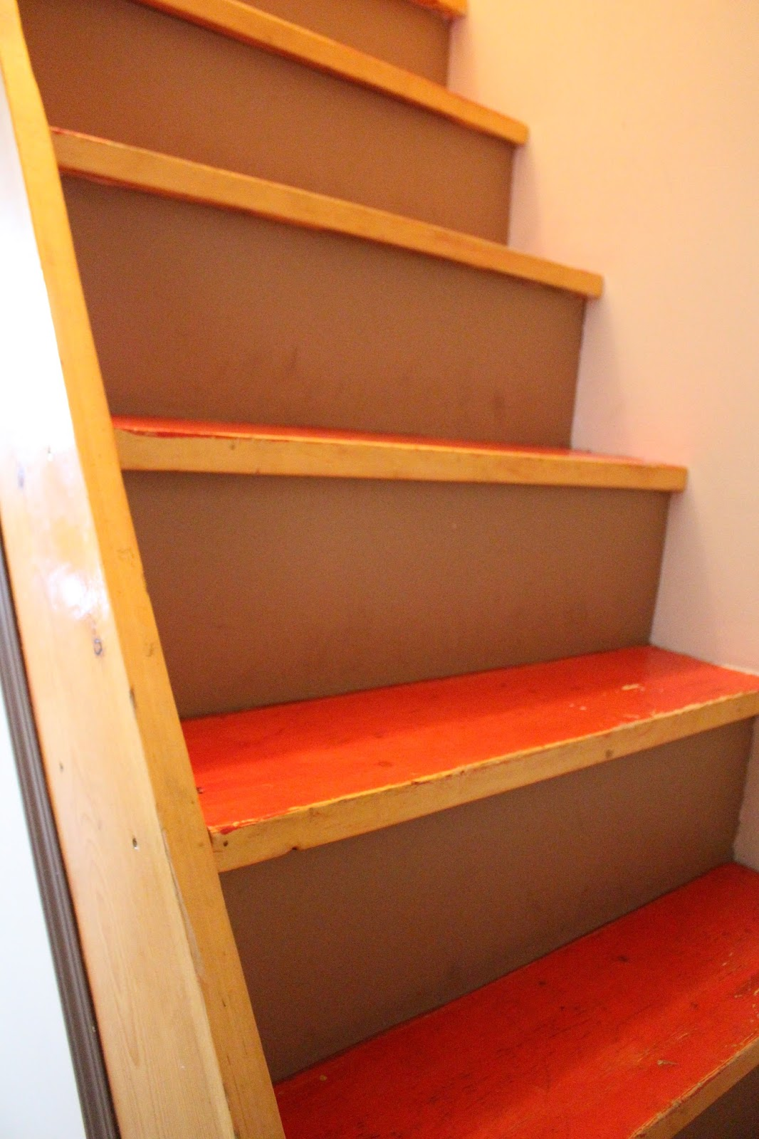 Refinishing Stairs: A Safe Stripper Ideal For Removal Projects Inside U0026  Outdoors