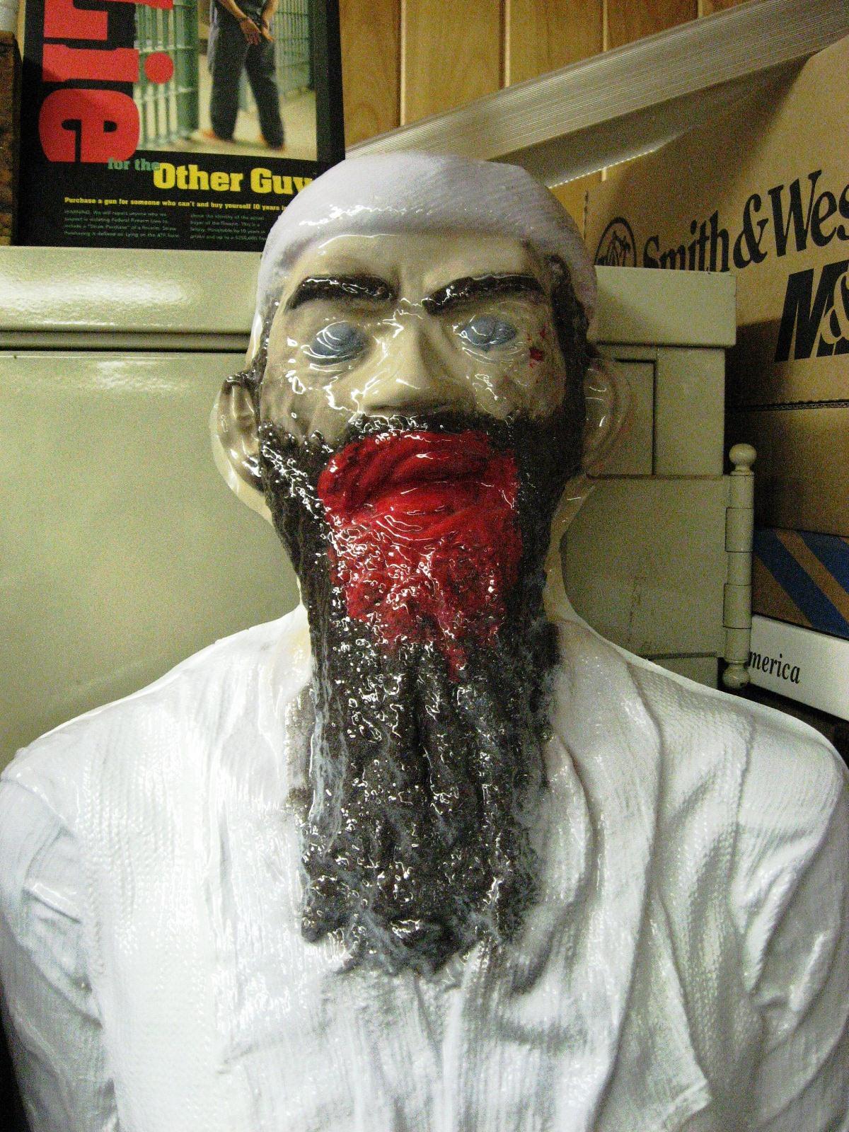 Urban Infidel: Osama bin Laden Still Roasting in Hell