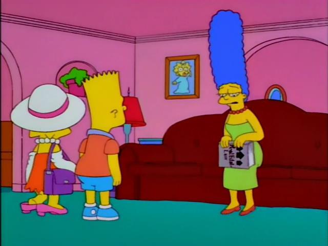 Superstar Anime Lisa Simpson Nude HD