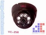 CCTV YOMIKO YC-258 Black