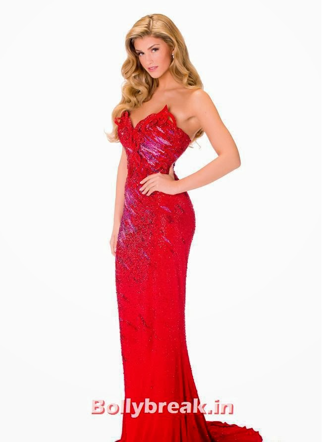 Miss Great Britain, Miss Universe 2013 Evening Gowns Pics