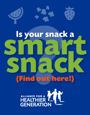 Is your snack healthy?