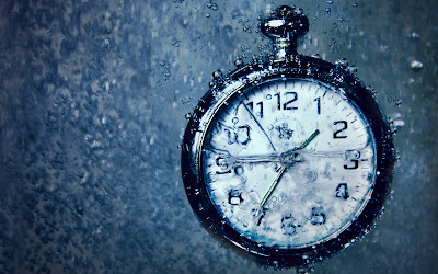 Is There Really A Time Dimension?