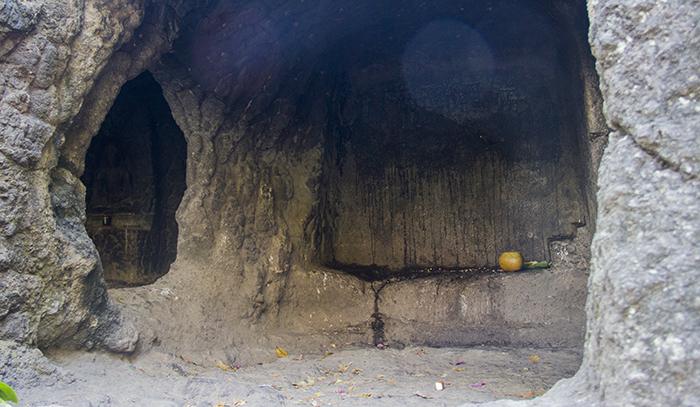 Bagian Dalam Gua Selomangleng