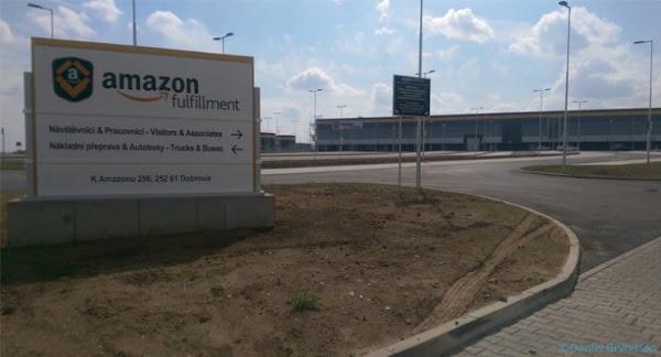 Amazon in CZ