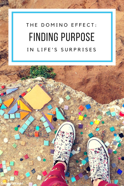 The Domino Effect: Finding Purpose in Life's Surprises