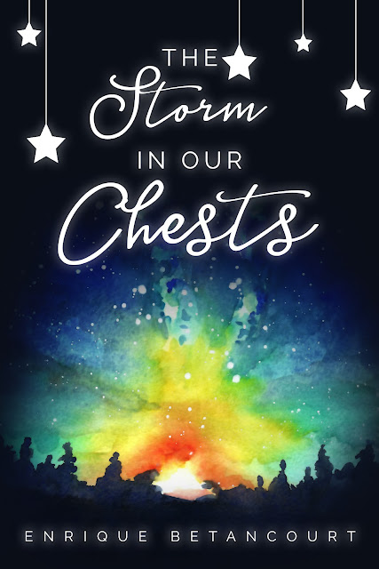 The Storm in Our Chests by Enrique Betancourt