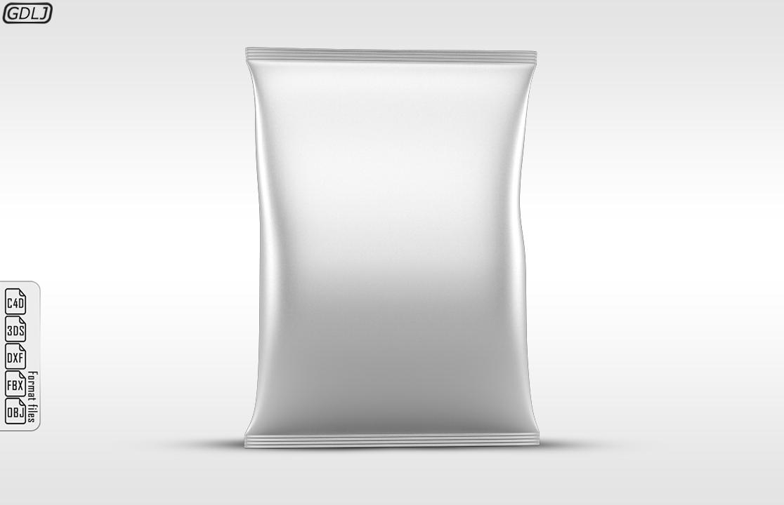 Plastic bag 3D Model