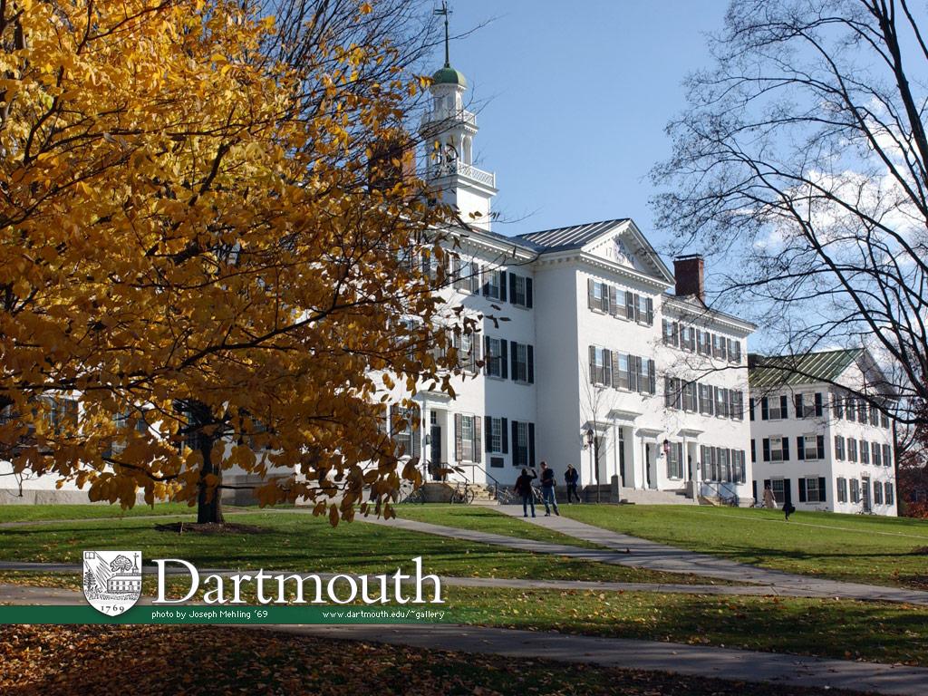 Dartmouth College Room And Board