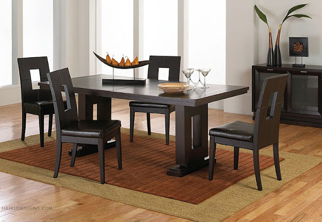 ruang makan minimalis modern - desainrumahidaman.xyz