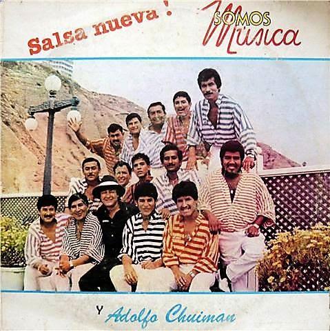 SALSA NUEVA - SOMOS MUSICA  (1987)