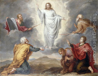 The Transfiguration A CATHOLIC ANSWER TO IGLESIA NI CRISTO [INC] ATTEMPT AT DISPROVING THE DIVINITY OF CHRIST