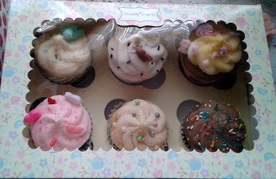 Jabones Cupcakes Chaladura de Jabones