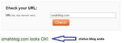 Cara Cek Dan Mengatasi Blog Yang Masuk Google Sandbox