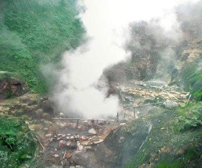 Kawah Candradimuka Banjarnegara