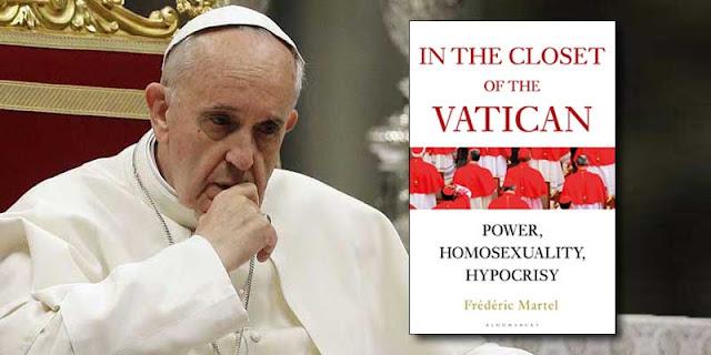 Buku Mengejutkan Karya Wartawan Prancis Sebut Vatikan Organisasi Gay