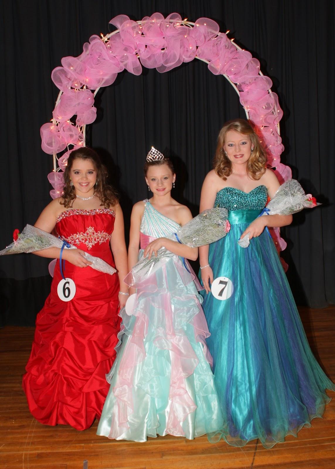 Little Miss Muffett Pretty Cute Doll Clothes Pattern 18: Superintendent's Corner: HHS Little Miss Pageant