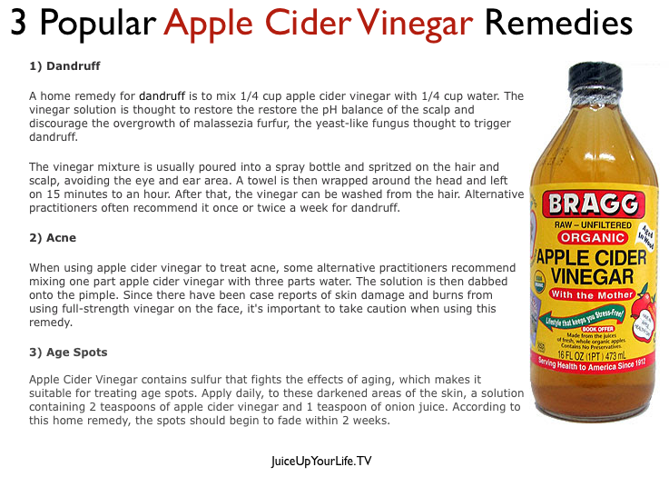 Systemic Candida: The Value of Apple Cider Vinegar