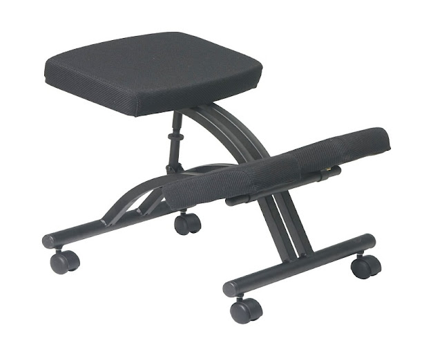 buying ergonomic office chair no back for sale online